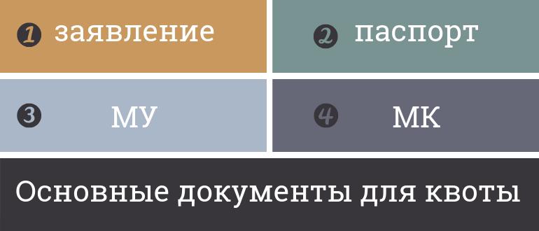 документы на квоту рвп 2019